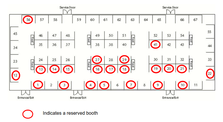 Booth Map 4.29